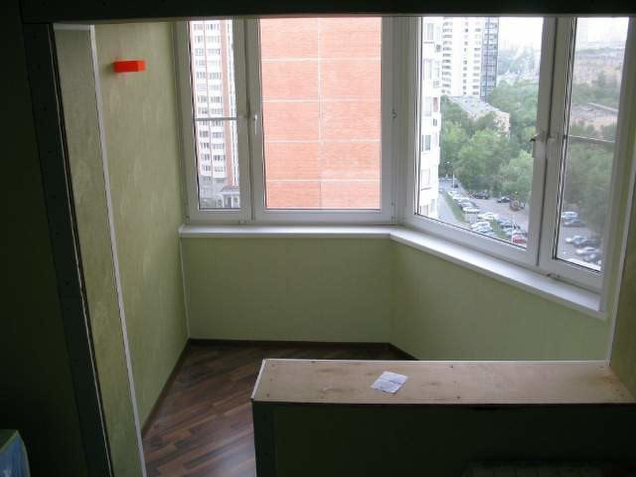 Совмещение балкона и кухни остекление утепление балкона..